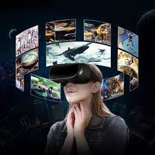 3D VR gözlük çok Işlevli video film oyunu gözlük sanal gerçeklik gözlük –  online alışveriş sitesi Joom'da ucuza alışveriş yapın
