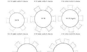 6 person round table descubriendoinfo 6 person round dining table size 6 seater dining table size 6 person table dimensions round