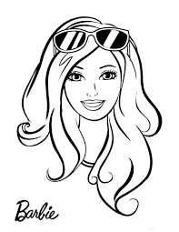 Just click on the barbie coloring pages that you like and then click on the print button at the top of the page. Barbie Coloring Pages And Other Free Printable Coloring Page Themes