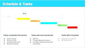 Monthly Progress Report Template Chanceinc Co