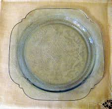 Depression Glass Patterns New Depression Glass Pattern Of The Month