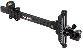 Axcel Achieve Cxl 9in Carbon Bar Compound Sight