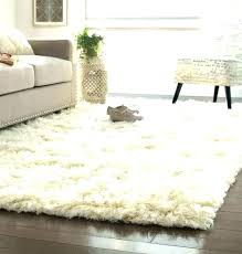 round flokati rug white rug white rug round rugs design ideas best on soft and