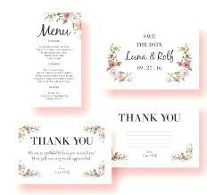 wedding reception card printable wedding menu cards free printable wedding reception cards