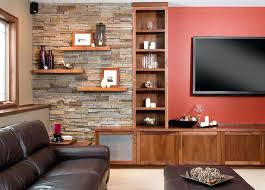 glass wall shelves for living room wood tv dark units