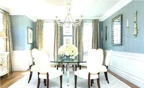 dining room chandelier size calculator foyer entry standard for vs table chan