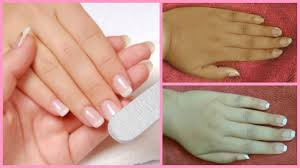 How to do manicure at home video