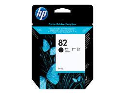 CH565A - <b>HP 82</b> - <b>black</b> - original - <b>DesignJet</b> - ink cartridge - Currys ...