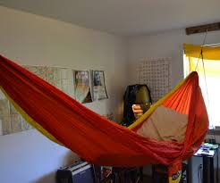 Hang Your Hammock Indoors: 6 Steps (with Pictures)