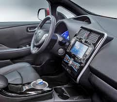 2018 nissan leaf interior. plain 2018 here is the current interior seems like all switches under screen  are actually same or maybe thatu0027s just this particular prototype with 2018 nissan leaf interior