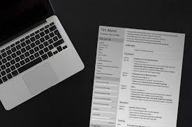 Guide For Official Resume Writing Da Products