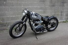 1970 triumph tr6 bobber built by don hutchinson cycle wakefield