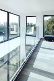 Interior Frameless Glass Balustrade.