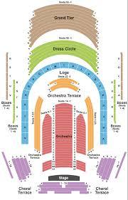 Meyerson Symphony Center Seating Chart Dallas