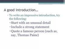 how to write a good introduction for an essay my childhood how to write a good introduction essay