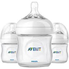 Avent Decorated Bottles Philips Avent BPA Free Natural Baby Bottle 100oz 100ct Walmart 15