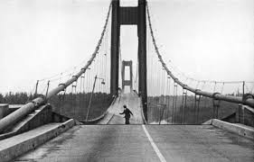 Design Of The Tacoma Narrows Bridge The Man Blamed For The Fall Of Tacomas Galloping Gertie