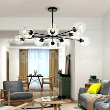 chandeliers for living room postmodern molecular chandeliers magic bean chandelier living room dining room bedroom study chandeliers for living room