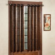 window blackout panels bamboo grommet curtain panel bamboo grommet window curtain panels grommet curtain panels with
