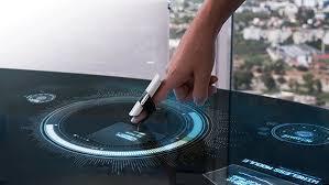 Cool New Wearable Presentation Technology Bird Muv