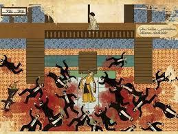 Головоломка для знатоков кино угадайте фильм по рисунку в   основанный на работах иллюстратора из Турции Мурата Палта Эти рисунки были частью портфолио автора созданного во время написания им дипломной работы