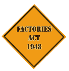 Image result for Factory act in Safety