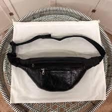 Mens Designer Belt Bag Hot Sales Mens Designer Waist Bag Luxury Designer Belt Bag Sac Banane Designer Fannypack Bumbag Leather Crossbody Bags Chest Bag Men Bags Backpacks