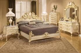 Oak Wood Bedroom Furniture Vintage Thomasville Bedroom Furniture White Finished Oak Wood
