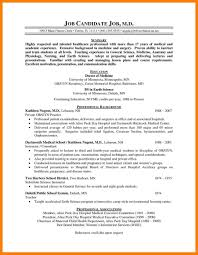 Physician Resume Fieldstation Co Cv Examples And Templates Assistant