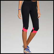 under armour breast cancer. under armour fly-by compression capri specifically-made for long distance running with compression under armour breast cancer
