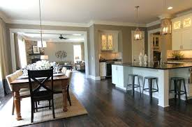 open kitchen dining room designs. Interesting Designs Open Kitchen And Living Room Design Concept  Ideas Small  Inside Open Kitchen Dining Room Designs I