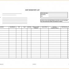 Free Excel Spreadsheet For Inventory Control And How To Maintain