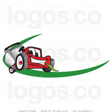 lawn mower logo png. lawn mower clipart black and white | library - free logo png