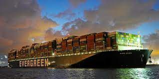 Ever Given unloads in Rotterdam as cargo claims progress