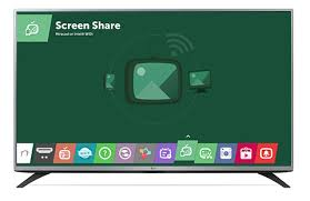 lg tv screen. lg screen share with miracast tv