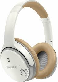 bose headphones wireless in ear. bose® - soundlink® wireless around-ear headphones ii white front_zoom bose in ear t