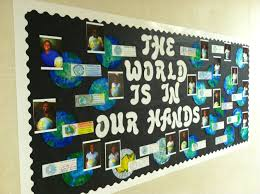 Bulletin Board Ideas & Designs: Earth Day Bulletin Board Ideas and many  other categories