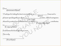 Sample Thank You Letter Template - Karas.enveo.co
