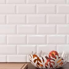 White metro Reco Tile CU2