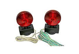 amazon com haul master 12 volt magnetic towing light kit automotive haul master 12 volt magnetic towing light kit