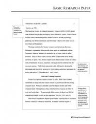 Apa Research Essay Examples Of Apa Research Papers