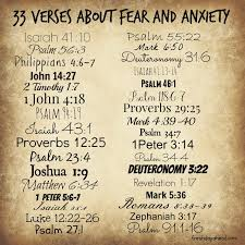 Bible Quotes About Not Giving Up Adorable 48 Verses About Fear And Anxiety To Remind Us God Is In Control