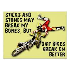 Middle Aged Riders Chat General Dirt Bike Discussion ThumperTalk Mesmerizing Dirt Bike Quotes