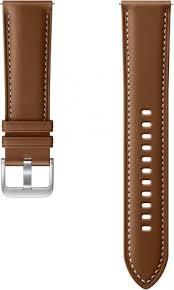 <b>Ремешок</b> для умных часов <b>Samsung Stitch</b> Leather Band для ...