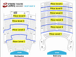 Edinburgh Playhouse Seating Map 5th Avenue Seating Chart