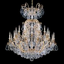 schonbek crystal chandeliers