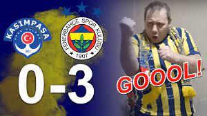 FANATİK FENERBAHÇELİ KASIMPAŞA MAÇINI İZLERSE... | Kasımpaşa 0-3 Fenerbahçe  - YouTube