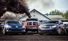 2014 Chevrolet Cruze 2.0TD vs. 2013 Volkswagen Jetta TDI ...