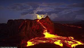 Image result for Hawaiian volcanoes