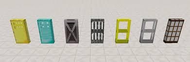minecraft door. Extra Doors Mod Minecraft Door